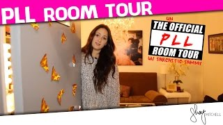 getlinkyoutube.com-Pretty Little UNAUTHORIZED Room Tour | Behind the Scenes