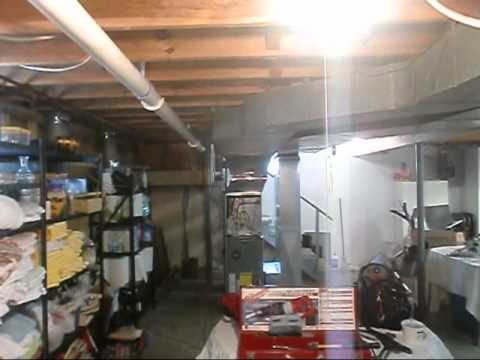 Ruud HVAC Installation 1 : New 95% Furnace and Air Conditioner | HVAC Repair Louisville Ky