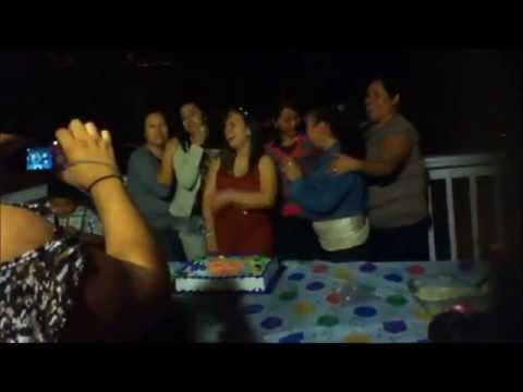 October 21, 2012 - Dulce's 19th Birthday...