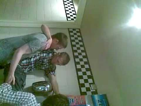 Nathan, Llyr, Joe & The wet jeans.