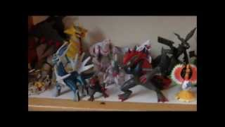 getlinkyoutube.com-My Legendary Pokemon Figure Collection