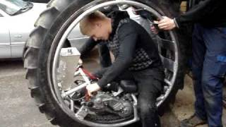 getlinkyoutube.com-Monowheel - MARTEC
