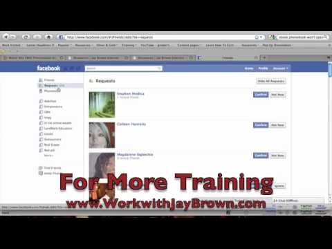 How to Find 5 quality people to build your network marketing business - Facebook phonebook