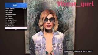 getlinkyoutube.com-GTA 5 Online Best Outfit Ideas #1
