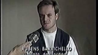 getlinkyoutube.com-Barrichello recebe a notícia da morte de Senna - Globo