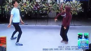 getlinkyoutube.com-EXILE NAOTOさん ダンス