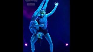 getlinkyoutube.com-Sun Wenzhu & He Bi - DOUBLES - 2015 World Pole Dance Championships - Beijing, China
