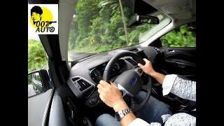 福特kuga 2.0t 旗艦版,龐德親自試駕並做室內外講評。