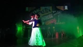 getlinkyoutube.com-(KUKMU REGI) Romantic Santhali dance performance by piu & kul