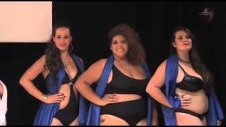 getlinkyoutube.com-Miss Plus Size 2014   Gala Final Barcelona   España