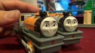 New 7 Custom Trackmaster Thomas Trains6/Test Run
