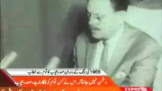 getlinkyoutube.com-President Ayub Historical Address To The Nation During 1965 Indo-Pak War