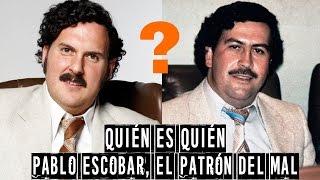 getlinkyoutube.com-Quien es quien en El Patrón del mal - Pablo Escobar, Cartel de Medellín, Cartel de Cali