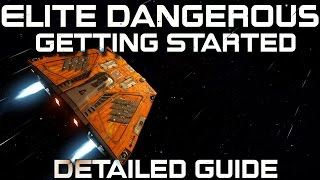 getlinkyoutube.com-How To: Getting Started in Elite Dangerous