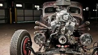 """Best Rat Rods: """"Back to the Fifties"""""""