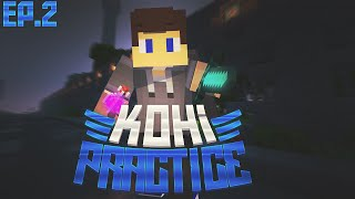 getlinkyoutube.com-Kohi Pot Pvp Practice! #2