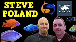 getlinkyoutube.com-The All African Cichlids show with Steve Poland Cichlids! Tank Talk Live Presented By KGTropicals!!
