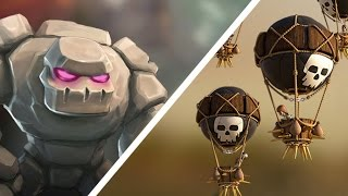 getlinkyoutube.com-TH9 War Strategy | Cold Blooded Lavaloon | Clash Of Clans