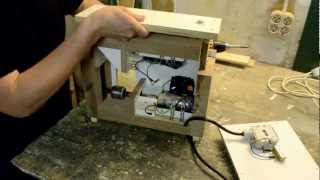 getlinkyoutube.com-inside of Homemade copper wire stripper