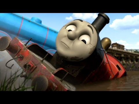 Thomas And Friends - Never Never Never Give Up - Theunluckyt