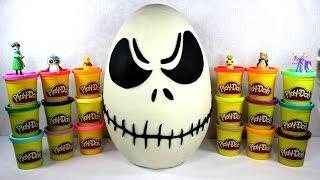 getlinkyoutube.com-КИНДЕР СЮРПРИЗ: Огромное киндер яйцо с сюрпризами. Распаковываем киндер сюрприз Плей до