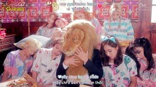 getlinkyoutube.com-[Vietsub + Engsub + Kara] Girls' Generation / SNSD (소녀시대) - Lion Heart