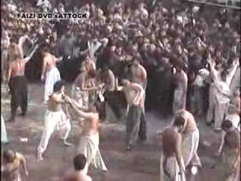 zanjeer matam 2010 Attock City part 2.flv
