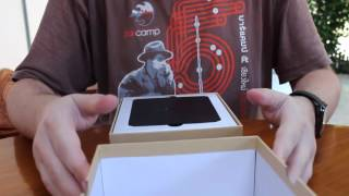 Tronsmart Vega S95 Telos 4K Android TV Box with SATA (Unboxing)
