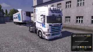 getlinkyoutube.com-Scania R + Trailer + Addons Hindelang Spedition