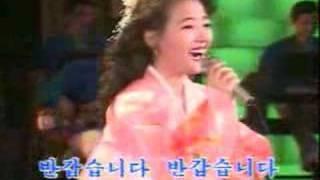 getlinkyoutube.com-북한여가수 이경숙의 반갑습니다
