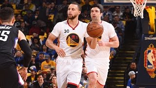 Stephen Curry IGNITES for 43 POINTS | 01.28.17