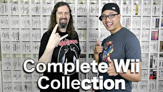getlinkyoutube.com-Complete Nintendo Wii Collection - Are You CRAZY?!