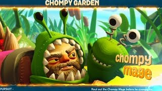 getlinkyoutube.com-Skylanders: SuperChargers - Chompy Mage Boss Pursuit