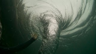 getlinkyoutube.com-Swimming with a Whirlpool! (Ocean Whirlpool)
