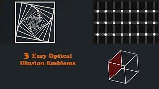 BO3 3 Easy Illusion Emblem Tutorial