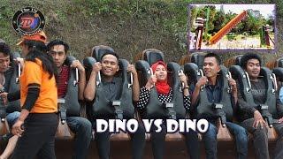 getlinkyoutube.com-Wahana Permainan Dino vs Dino di Funland, Mikie Holiday - Berastagi.