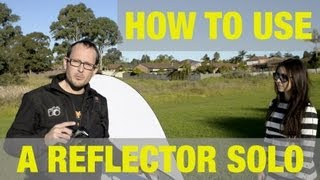 getlinkyoutube.com-How to use a reflector with no assistant