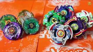 getlinkyoutube.com-BATTLE: Bladebreakers VS Team GanGan Galaxy - Beyblade Metal Fight/Beyblade G-Revolution