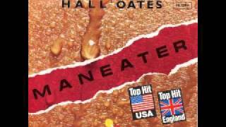 getlinkyoutube.com-Daryl Hall & John Oates - Maneater (Extended Club Mix) 1982