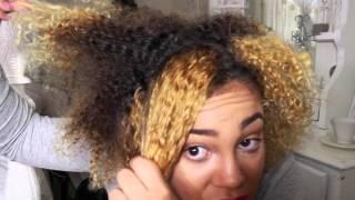 getlinkyoutube.com-From Orange Hair to Blonde...(toning my hair)