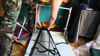 getlinkyoutube.com-Набор складной мебели для кемпинга Greenell «FTFS-1». Обзор