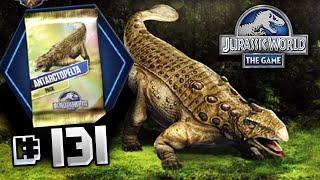 getlinkyoutube.com-Full Antarctopelta Event! || Jurassic World - The Game - Ep 131 HD