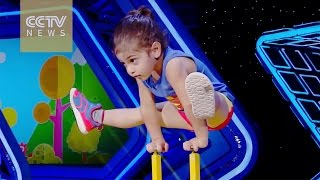 getlinkyoutube.com-Impossible Challenge: Gymnastics Boy Arat Hosseini from Iran!