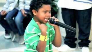 getlinkyoutube.com-Lil Peanut- Performance @ Hickory Ridge Mall [Stylistic Films]