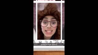 getlinkyoutube.com-Johnny Orlando Snapchat Story 1-10 February 2017