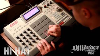 getlinkyoutube.com-old school classic sample on Akai mpc Renaissance beat making video