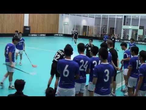 [Group Stage] Meridian JC vs Nanyang JC (2013 Floorball A Division Championships - Boys)