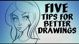 getlinkyoutube.com-5 tips for better drawings