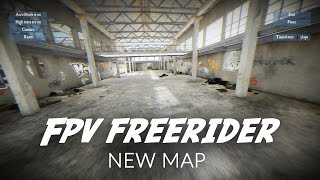 getlinkyoutube.com-FPV Freerider Recharged - New map - Factory