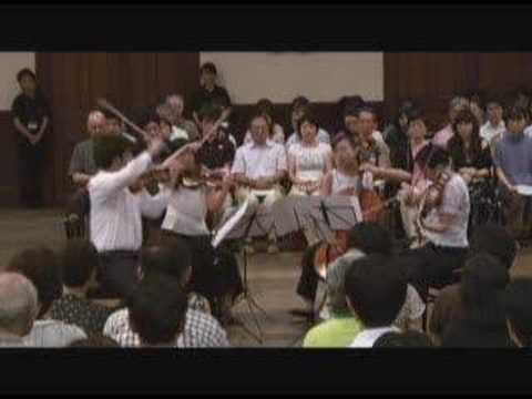 Brahms: String Quartet No.2 (1st Mov.)